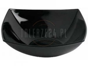 LUMINARC QUADRATO BLACK SALATERKA 16cm H5036