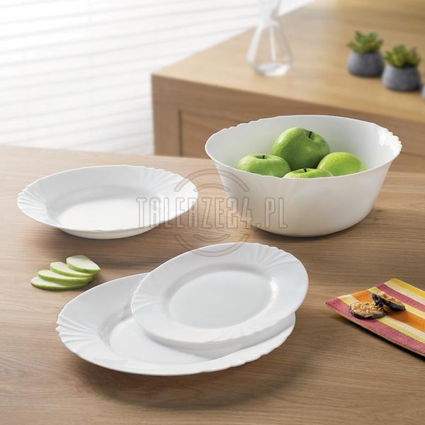 Luminarc Cadix Serwis Obiadowy 19el D6613 L0300 Talerze24pl